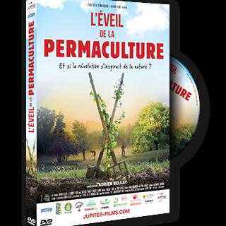 Enfin disponible en DVD le film «L'éveil de la permaculture»