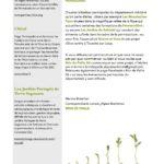 BDP_Bulletin saisonnier n°1 AM2