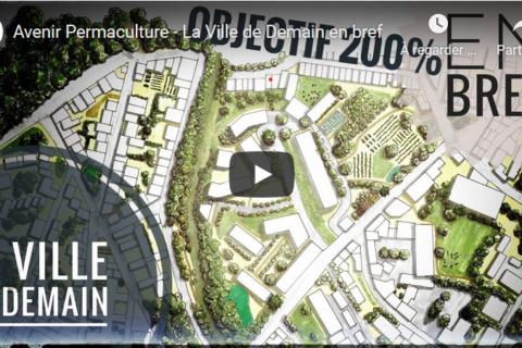 Soutenir le projet «La ville de demain»